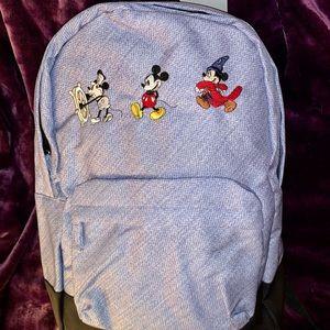 Disney Mickey backpack NEW